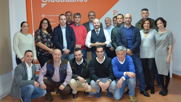Nuevo comité provincial de Ciudadanos