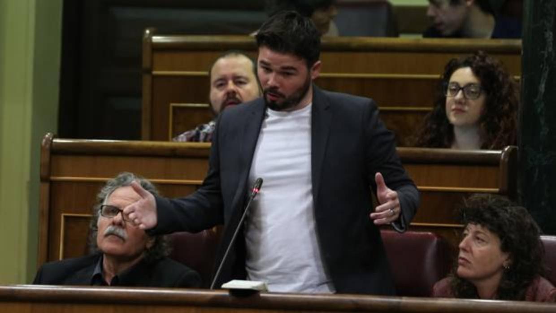 La Mesa del Congreso se inclina por no sancionar las ausencias de PDeCAT y ERC