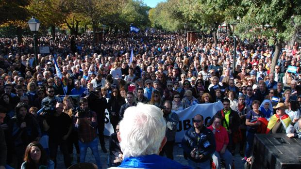 Los ecos de la manifestación todavía se oyen entre la ciudadanía