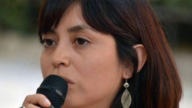 Rommy Arce, concejal de Ahora Madrid en el Ayuntamiento de Madrid