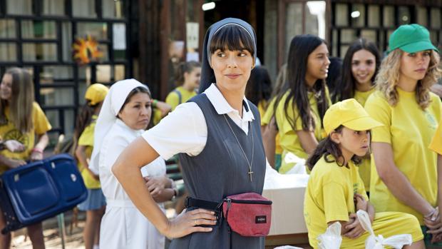 Belén Cuesta, protagonista de la película «La Llamada» que se proyectará el 17 en La Puebla de Montalbán