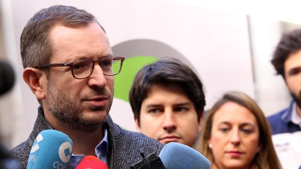 Javier Maroto, este martes en Valladolid