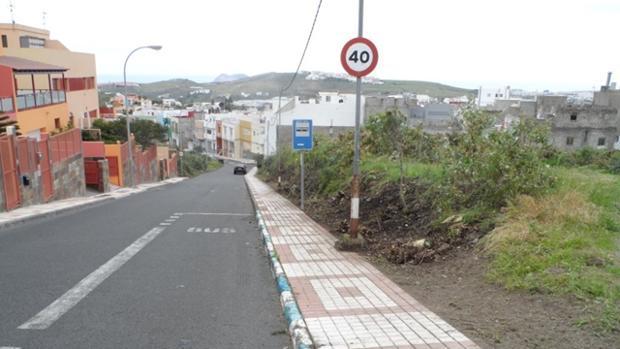 Tamaraceite, en Las Palmas capital