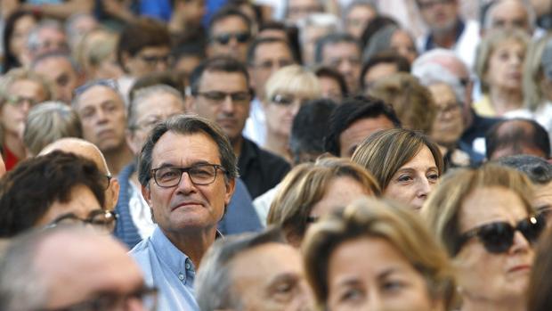 Artur Mas, acorralado por el Tribunal de Cuentas