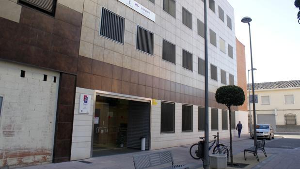 En la planta baja de este edificio de Torrijos trabajó Salvador hasta junio