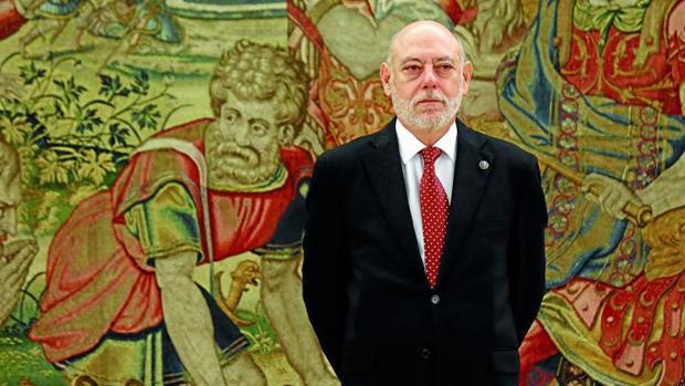 José Manuel Maza, Fiscal General del Estado, ha fallecido por una insuficiencia renal aguda