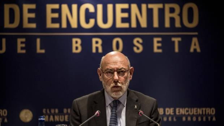 Muere el fiscal general del Estado, José Manuel Maza, en Buenos Aires