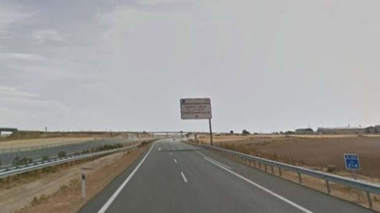 Fallece un hombre de 27 años en un accidente de tráfico en Santa Cruz de la Zarza