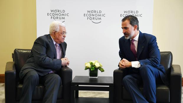 Abbas reiterará a Rajoy su deseo de que España reconozca el Estado de Palestina