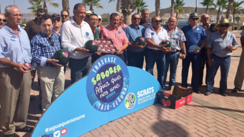 Los regantes del Tajo-Segura critican los 16 recursos de Castilla-La Mancha para negarles el agua