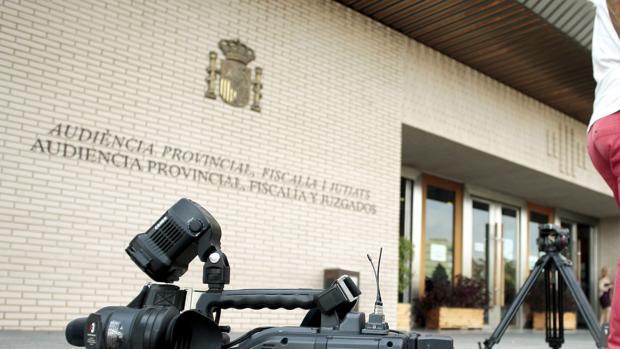Imagen de la Audiencia Provincial de Castellón