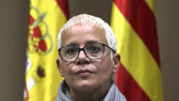 Ana Maria Magaldi, fiscal jefa de Barcelona