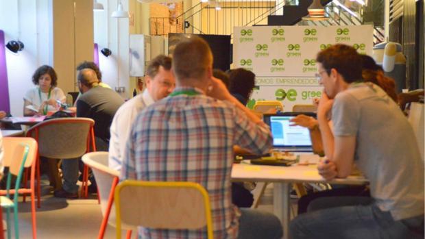 Participantes en una edición anterior de Greenweekend
