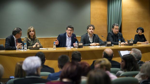 Un momento de la Gala de Desarrollo Sostenible en Valencia