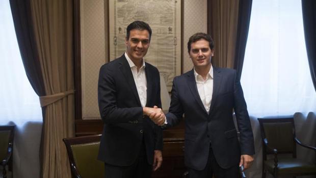 Sánchez y Rivera, en una imagen de archivo
