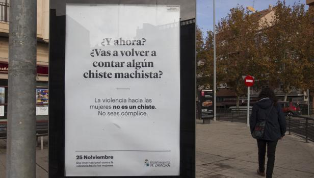 Los nuevos carteles lucen desde ayer por las calles de Zamora