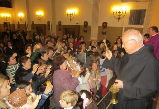 los franciscanos de quintanar de la orden, 75 años en el municipio