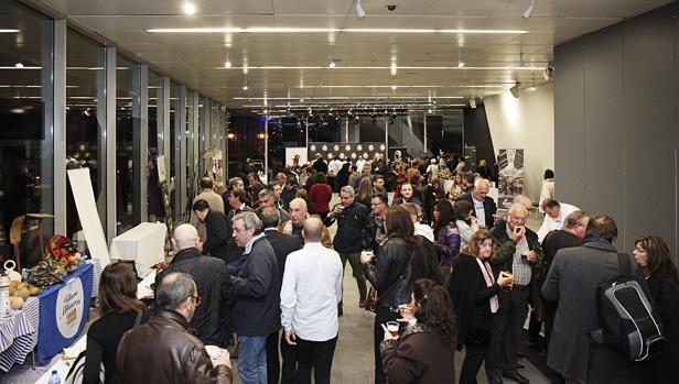Imagen de la gala celebrada este lunes