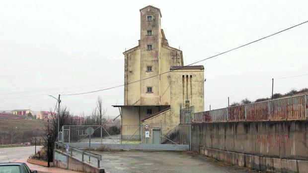 El silo de Sepúlveda (Segovia) es uno de los que trata de vender el FEGA