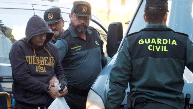 Sergio Morate, en una de las jornadas del juicio en Cuenca