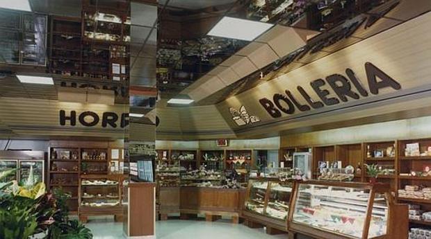 Imagen de la antigua sección de panadería de Mercadona