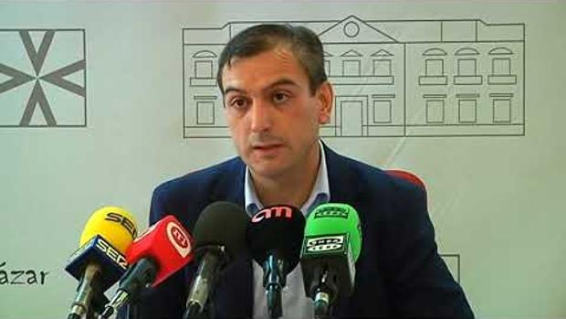 Ángel Rubén Arias, del PSOE de Alcázar de San Juan