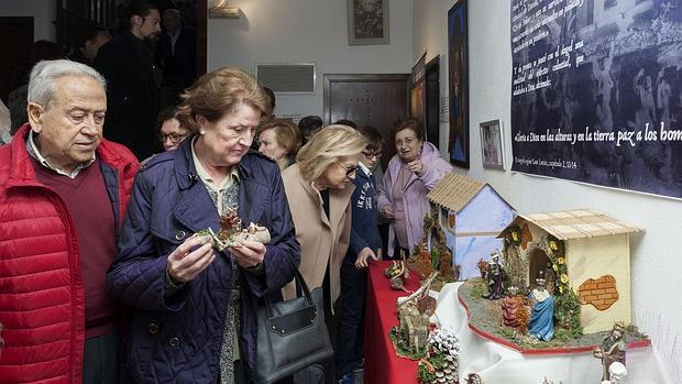 Imagen de la tradición que se repite cada año en honor a Fray Conrado