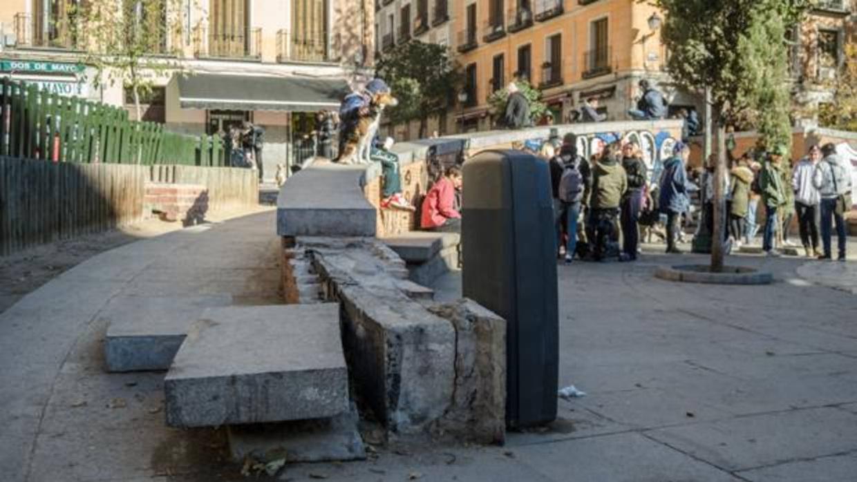 Alerta en malasa a crecen el botell n los destrozos y for Pisos turisticos madrid