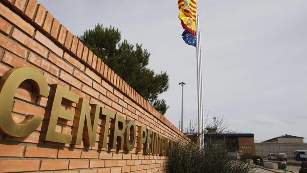 Imagen de la cárcel de Zuera (Zaragoza)
