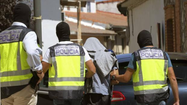 Un detenido en una operación contra el yihadismo en Melilla