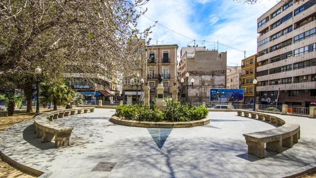 Plaza Calvo Sotelo Alicante Kasa25 Best Squares
