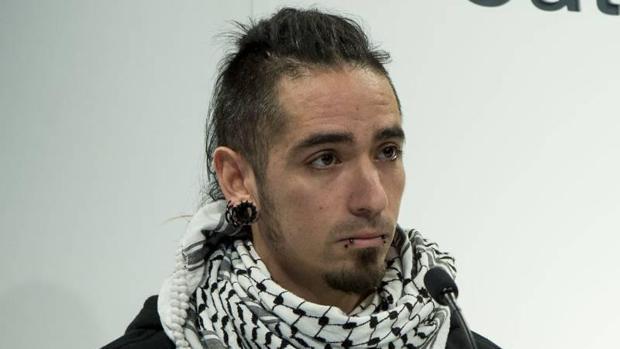 Foto del detenido por la agresión