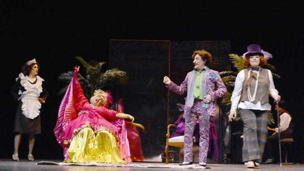 Teatro de rojas el lindo don diego narcisismo al ritmo for Teatro en sevilla este fin de semana