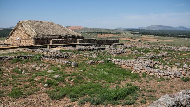El yacimiento de Numancia en una imagen de archivo