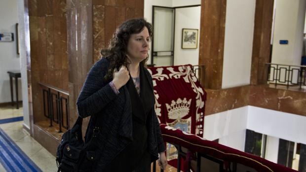 El asesor de Podemos en Santander que solo fue visto al firmar el contrato