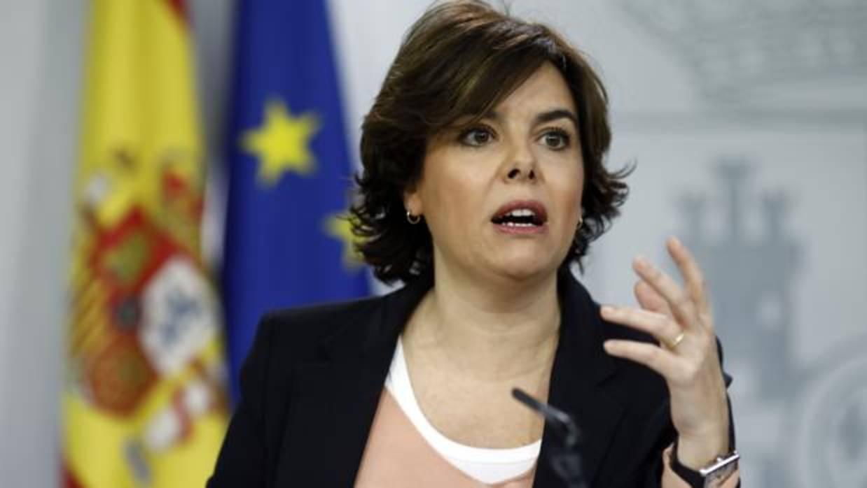 Santamaría garantiza «elecciones limpias» en Cataluña pese al riesgo de injerencias rusas