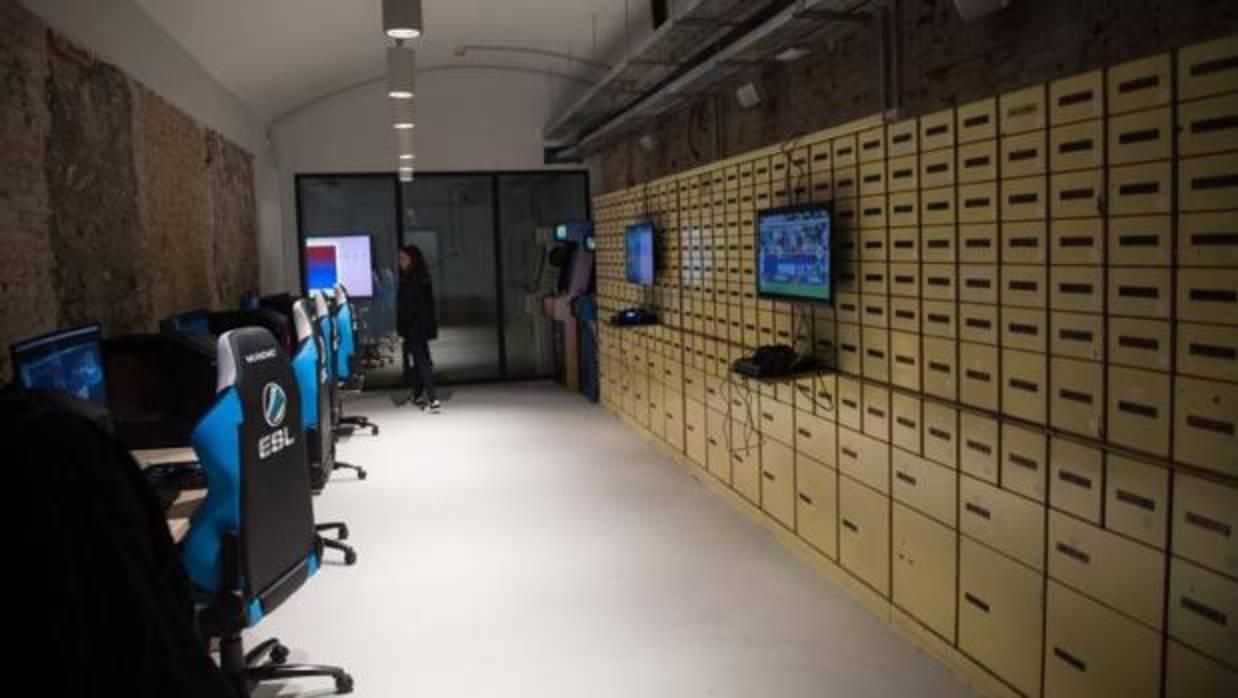 Abre en barcelona el imagincaf un nuevo punto de for Oficinas de pelayo en barcelona