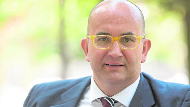 Xavier Rius, periodista y director de «e-Notícies»