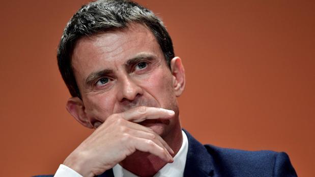 El exprimer ministro francés Manuel Valls, en una imagen de archivo