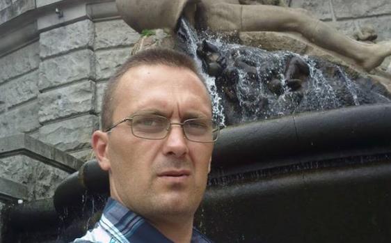 Una autofoto de Igor el Ruso, publicada en su perfil en la red social Facebook