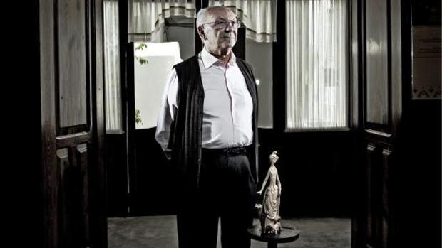 Juan Lladró, en una imagen captada en Valencia en 2010
