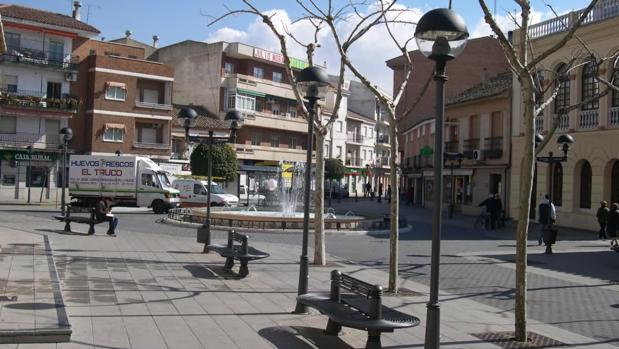 Plaza de Miguelturra