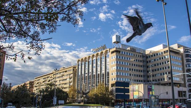 Imagen de la nueva sede central del Banco Sabadell en Alicante