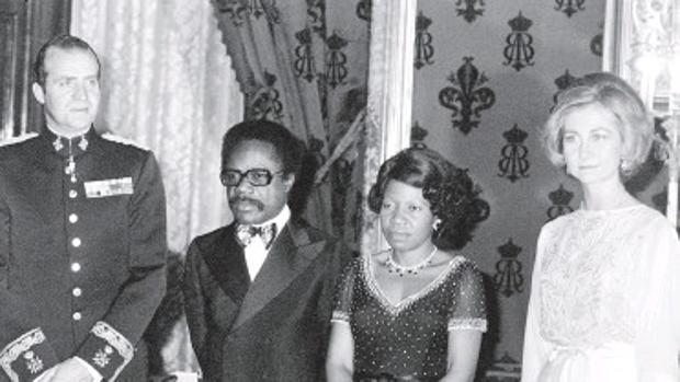 La primera visita de estado africana en la democracia - Canomar madrid ...
