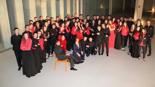 Imagen de la a Orquesta Joven de Alicante