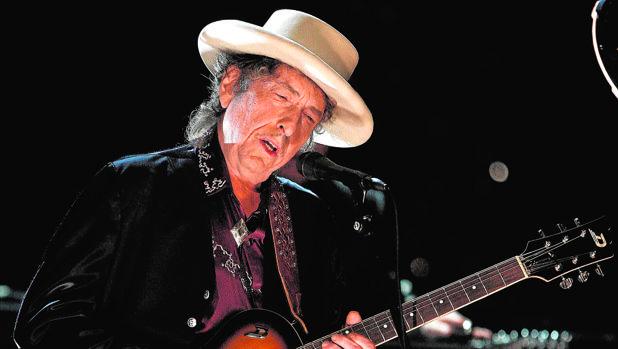 El cantante y Premio Nobel Bob Dylan en una imagen de archivo