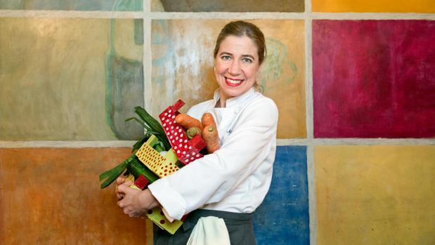 Ada Parellada se ha convertido en una de las concineras más activas contra el desperdicio de alimentos