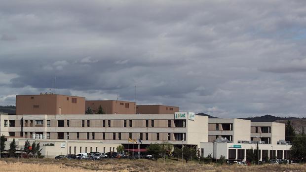 La incidencia de la gripe está siendo especialmente acusada en el Hospital de Calatayud