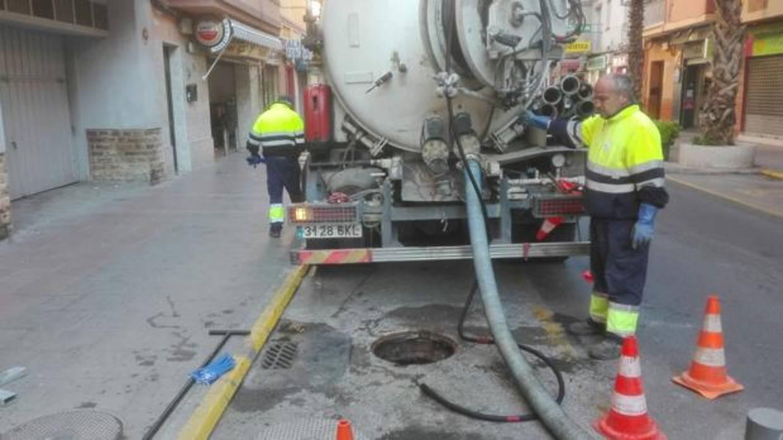 Global Omnium ha revisado en el último año 2.500 kilómetros de tuberías de alcantarillado en España