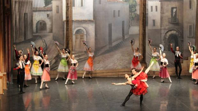 El Ballet de Moscú encandila al público en Auditori Teulada Moraira